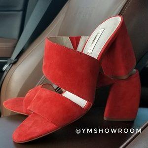 Pour la Victoire sandals NWOT